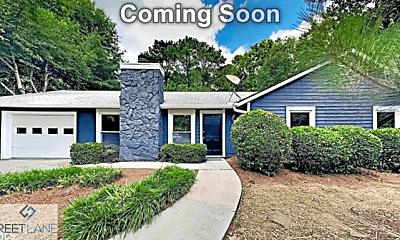 Building, 2339 Post Oak Tritt Rd, 0