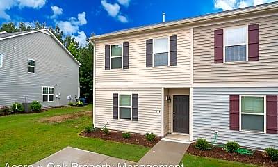 Building, 896 Saratoga Dr, 0