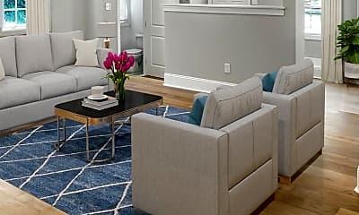 Living Room, 233 E Montgomery Ave, 0