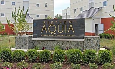 Community Signage, Aquia 15, 2