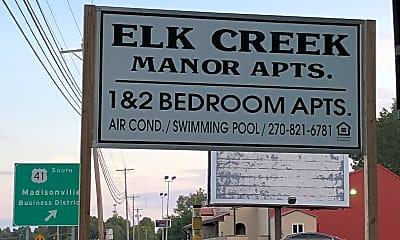 Elk Creek Manor, 1