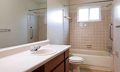 Bathroom, Cambridge Apartments, 0