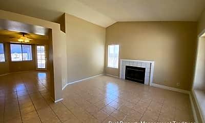 Living Room, 1336 Garnet Avenue, 1