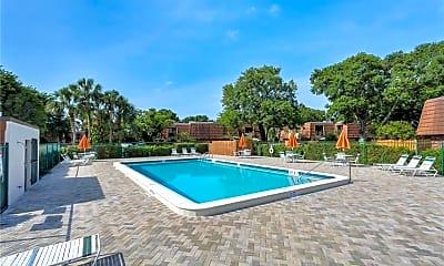 Pool, 1412 Park Shore Cir 4, 2