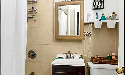 Bathroom, 137 W 81st St, 2