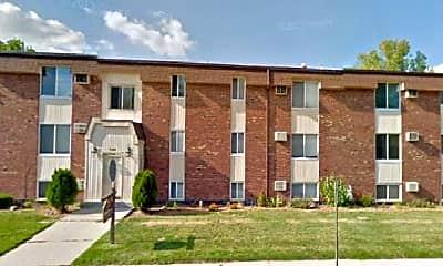 Building, Bella Apartments, 1