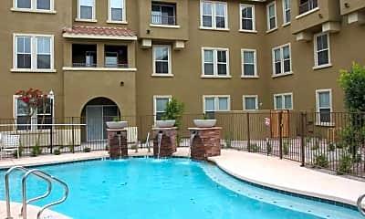 Pool, Matthew Henson Senior Apartments, 0