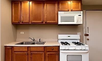 Kitchen, 1741 W Huron St, 1