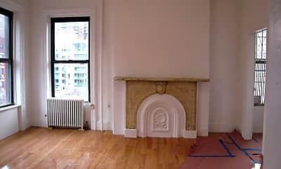 Living Room, 501 W 45th St, 1