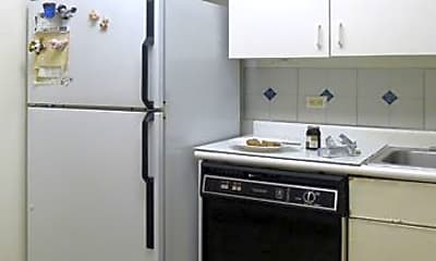 Kitchen, 45 River Dr S, 2