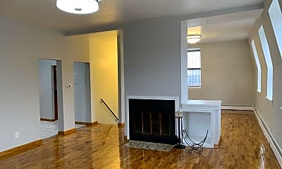 Living Room, 126 Cottage St, 0
