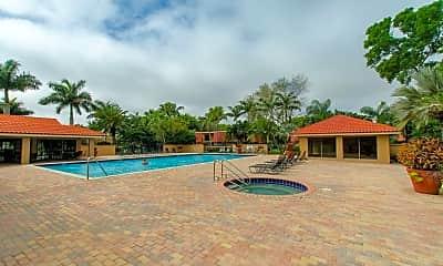 Pool, 8261 Severn Dr C, 2