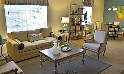 Living Room, The Point at Watkins Mill, 1