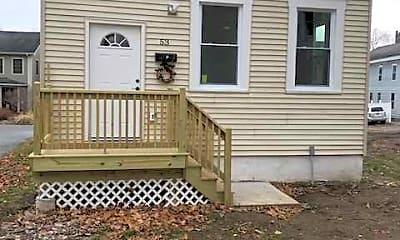 Patio / Deck, 53 Garden St 3, 0