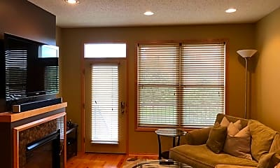 Living Room, 10732 Falling Water Ln, 2