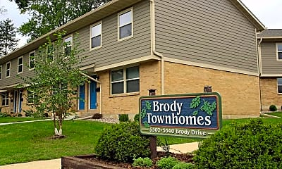 Community Signage, Brody Townhomes, 0