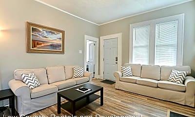 Living Room, 1212 E 38th St, 0