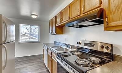 Kitchen, 1150 S Allison St, 1