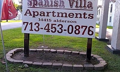 Spanish Villa, 1