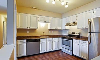 Kitchen, Harbour Club Apartments, 0