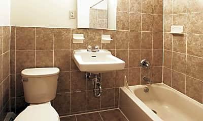 Bathroom, Terrace View, 2