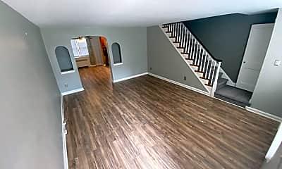 Living Room, 739 Eaton Rd, 2