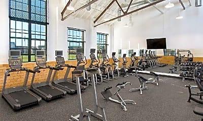 Fitness Weight Room, 9380 Quadrangle St, 2