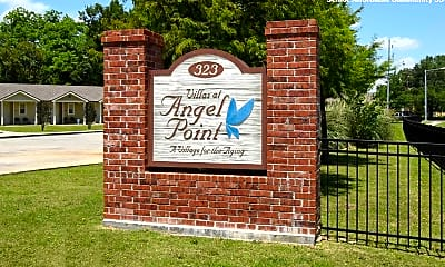 Community Signage, Villas at Angel Point, 0