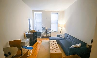 Living Room, 1106 N Hermitage Ave, 1
