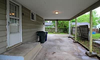 Patio / Deck, 2103 Eden Ave, 1