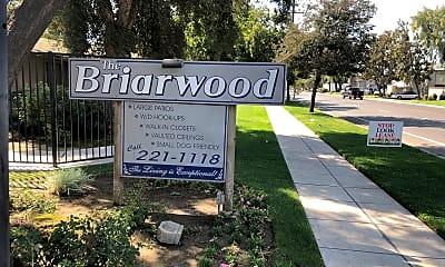 The Briarwood Apartments, 1