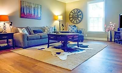 Living Room, Chowning Square, 1