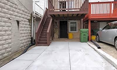 Patio / Deck, 127 N Patterson Park Ave, 2