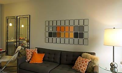 Living Room, Harrison Station, 1