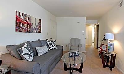 Living Room, Lakewood Gardens, 0