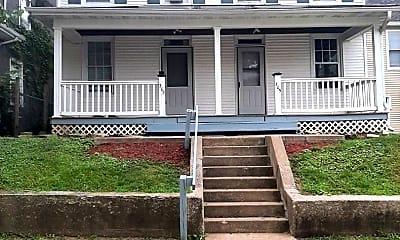 Building, 307 E 11th St, 2