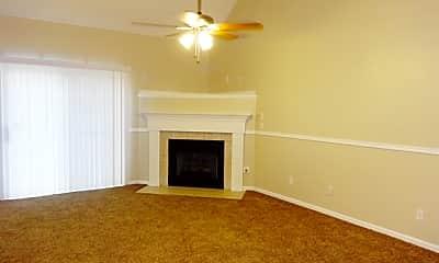 Living Room, 1405 Blue Pine Drive, 1