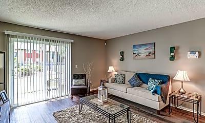 Living Room, Heron Walk, 1