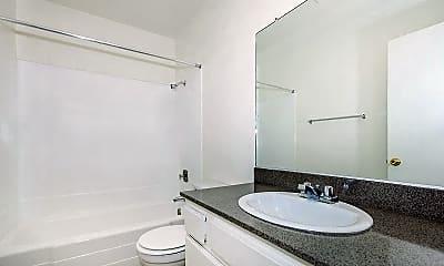 Bathroom, Five Coves Apartment Homes, 2
