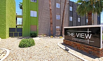 Community Signage, The View at North Mountain, 0