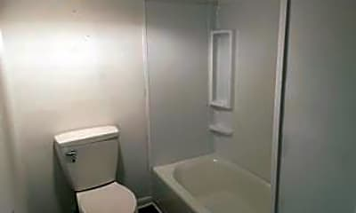 Bathroom, 709 N Mulberry St 1, 2