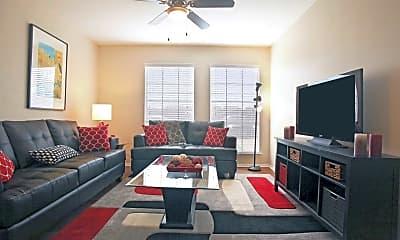 Living Room, Vistas on The Park, 1