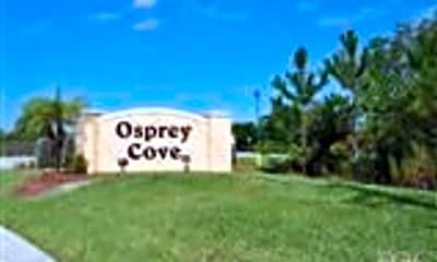 Community Signage, 8450 Kingbird Loop, 1