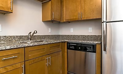 Kitchen, The Flats of Donelson, 1