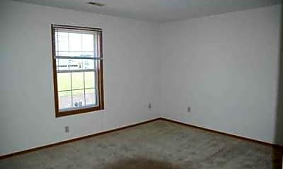 Bedroom, Whispering Pines Apartments, 2