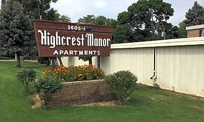 Highcrest Manor Apartments, 1