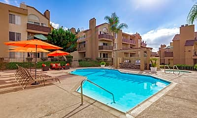 Pool, Sommerset Rancho San Diego, 0