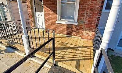 Patio / Deck, 62 E 4th St 3, 2