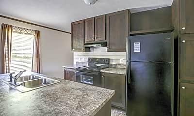 Kitchen, Miami View Estates, 1