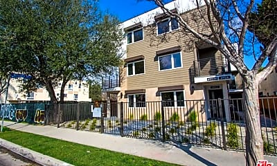 Building, 4922 Laurel Canyon Blvd, 0